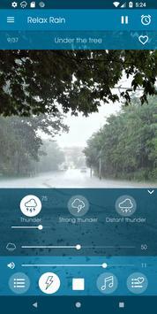 Relax Rain screenshot 2