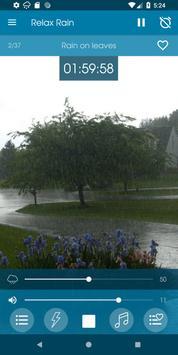 Relax Rain screenshot 4