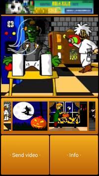 Halloween MMS screenshot 2