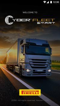 Cyber™ Fleet Smart poster