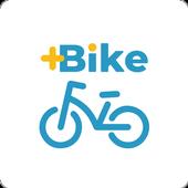 +Bike icon