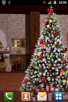 Pocket Christmas Tree Live WP poster