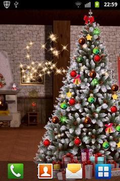 Pocket Christmas Tree Live WP screenshot 1