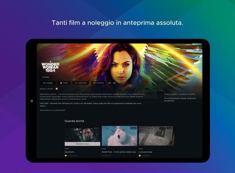 17 Schermata Mediaset Play Infinity tv