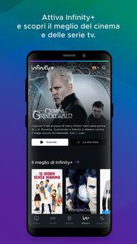4 Schermata Mediaset Play Infinity tv