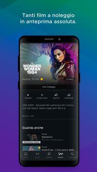 5 Schermata Mediaset Play Infinity tv