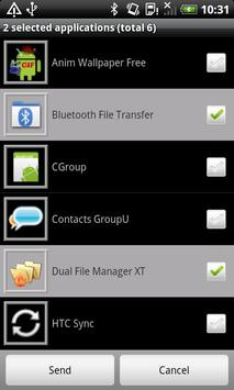 Bluetooth File Transfer 截圖 7