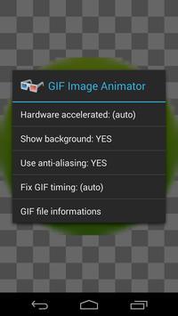 GIF Image Animator captura de pantalla 1