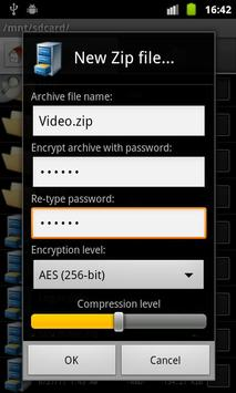 Dual File Manager XT captura de pantalla 4