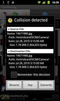 Dual File Manager XT captura de pantalla 7