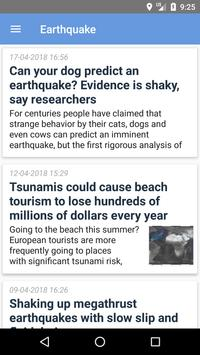 Earthquake screenshot 4