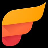 ikon Fenix 2 for Twitter