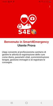 Smart4Emergency screenshot 2