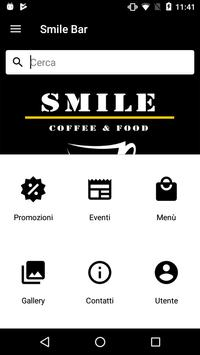 Smile Coffee & Food poster