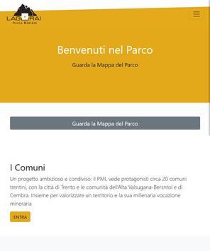 Parco Miniere Lagorai screenshot 2