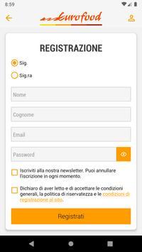 Eurofood Screenshot 4