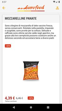 Eurofood Screenshot 2