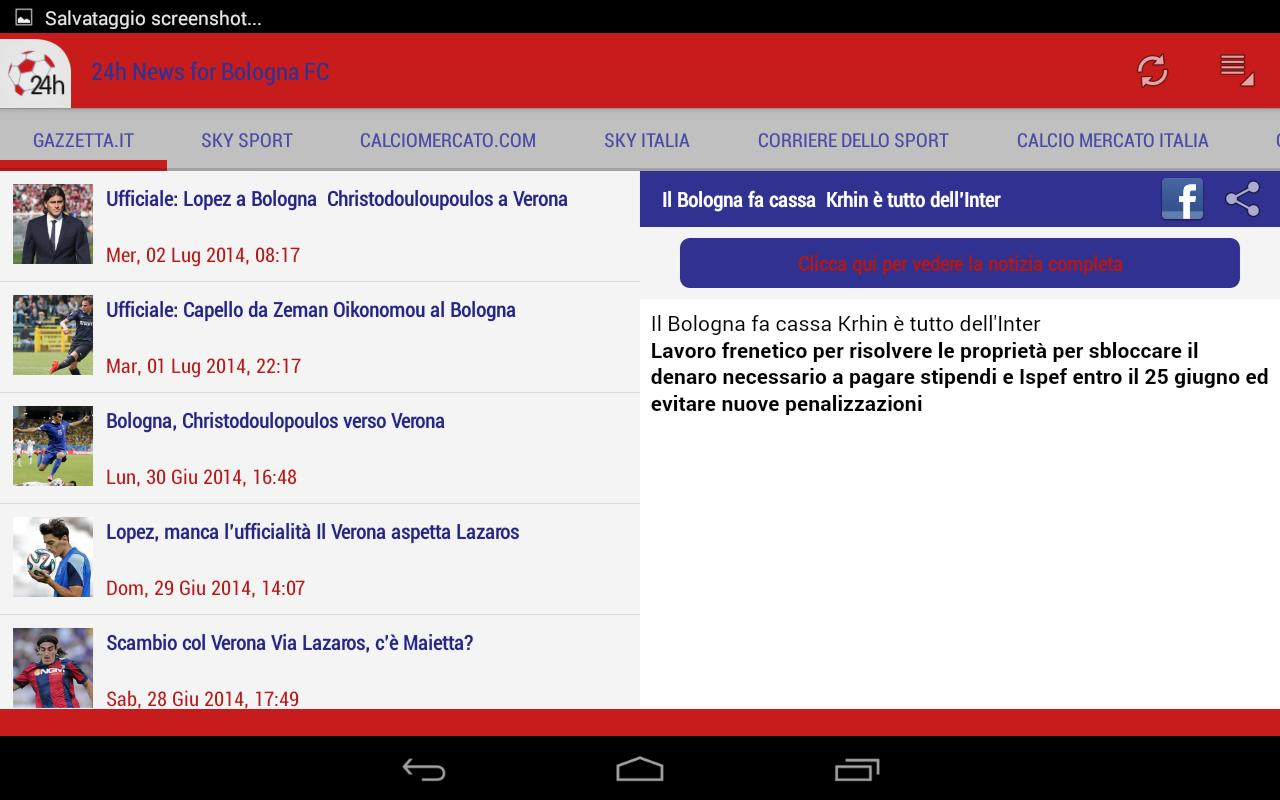 Bologna 24h For Android Apk Download