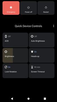 Quick Device Controls screenshot 3