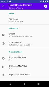 Quick Device Controls screenshot 5