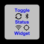 Icona Toggle Status Widget