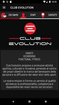 Club Evolution poster