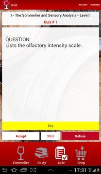 Sommelier TEST - English screenshot 14