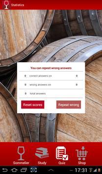 Sommelier TEST - English screenshot 15