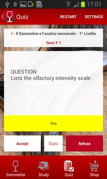 Sommelier TEST - English screenshot 2