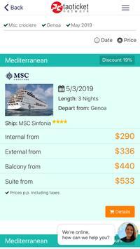 Ticketmsc screenshot 1