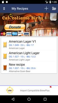 Calculate Beer poster