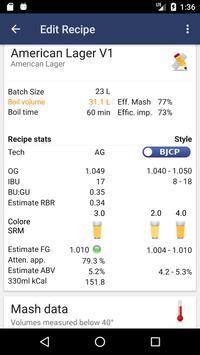 Calculate Beer screenshot 4