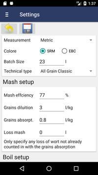 Calculate Beer screenshot 7