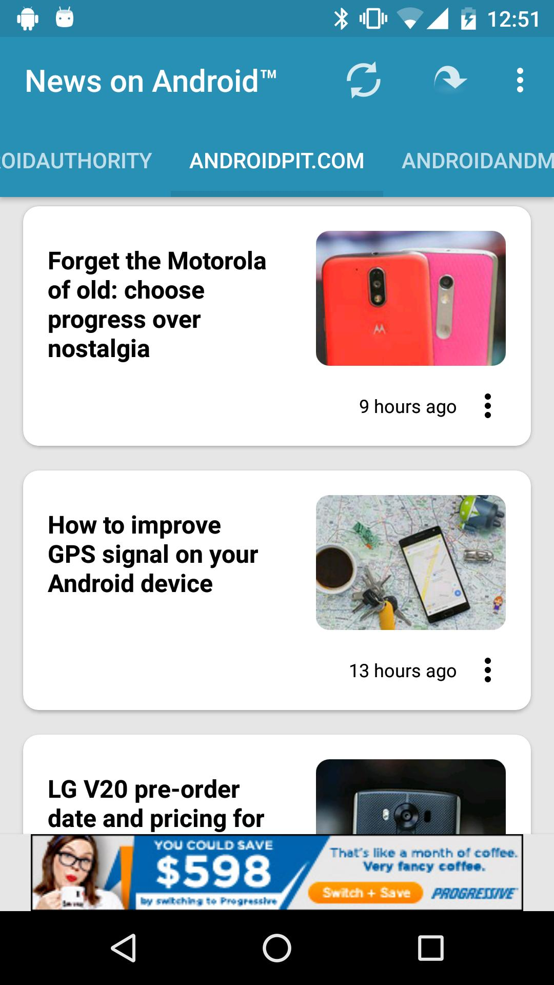 News on Android™ for Android - APK Download