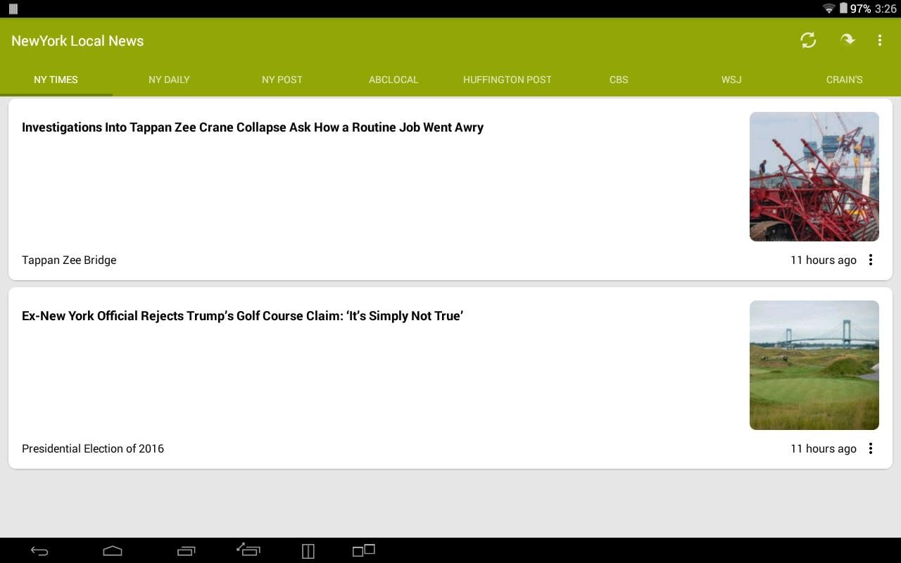 New York City Local News for Android - APK Download