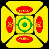Minimal Gps Recorder icon