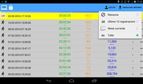 Minimal Gps Recorder screenshot 11