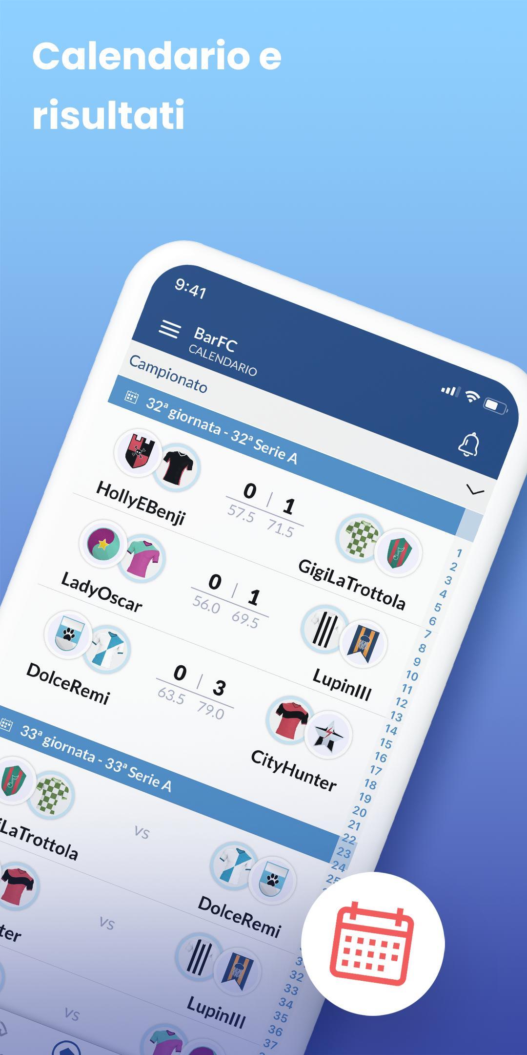 Calendario Serie A Download.Leghe Fantacalcio For Android Apk Download