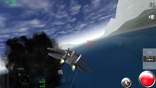 Air Navy Fighters Lite screenshot 2