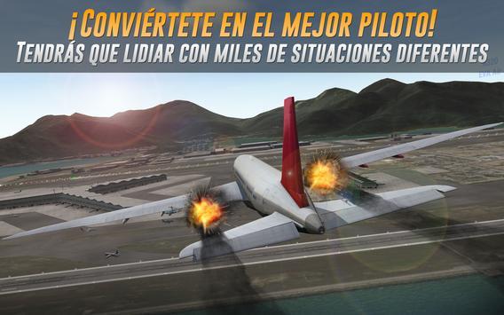 AIRLINE COMMANDER - Una experiencia de vuelo real captura de pantalla 12