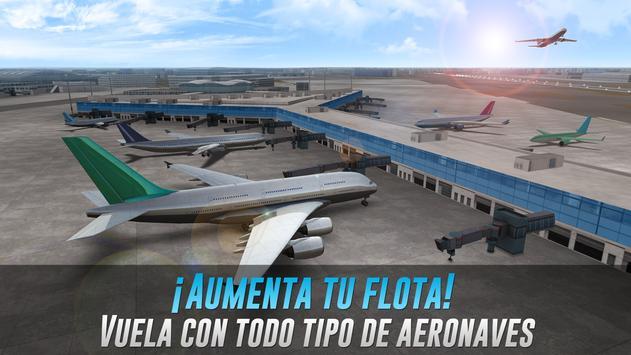 AIRLINE COMMANDER - Una experiencia de vuelo real captura de pantalla 1