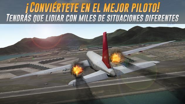 AIRLINE COMMANDER - Una experiencia de vuelo real captura de pantalla 2