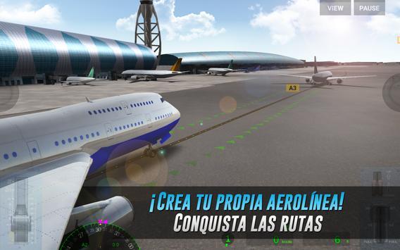 AIRLINE COMMANDER - Una experiencia de vuelo real captura de pantalla 5