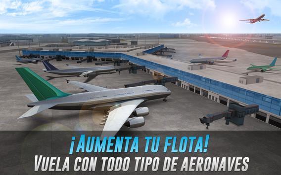AIRLINE COMMANDER - Una experiencia de vuelo real captura de pantalla 6