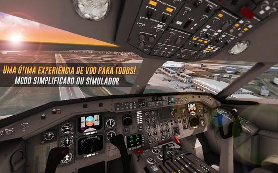 AIRLINE COMMANDER - Uma experiência de voo real imagem de tela 14