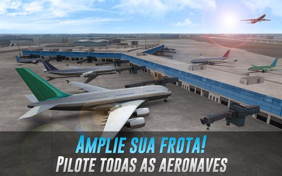 AIRLINE COMMANDER - Uma experiência de voo real imagem de tela 11