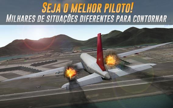 AIRLINE COMMANDER - Uma experiência de voo real imagem de tela 7