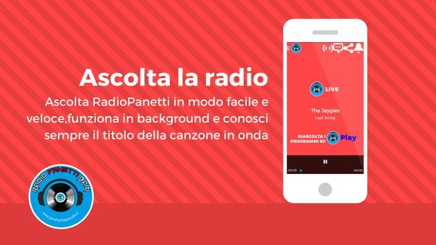 Radio Panetti screenshot 2