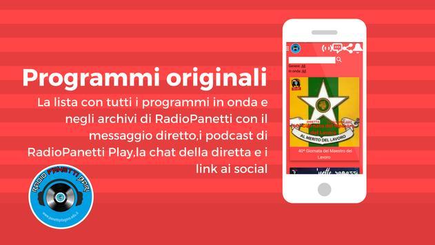Radio Panetti screenshot 4