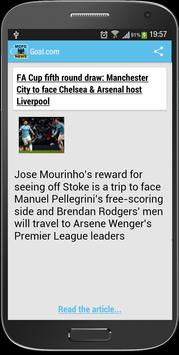 Manchester City FC News screenshot 3